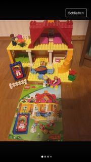 Lego duplo Familienhaus Villa 5639