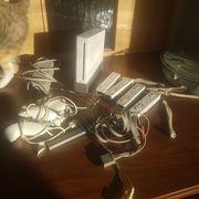 Wii Konsole 4 Controller 3