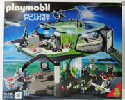 Playmobil E-Rangers Future Base Produktnr