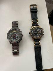 2 Markante Uhrenmodelle