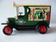 Shell 100 Jahre Motorisierung T-Ford