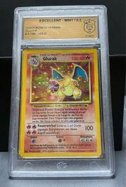 Pokemon Karte - Glurak Holo GSG