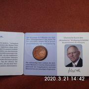 1 Cent 2010 Bundesfinanzminister