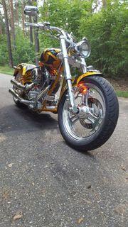 Motorrad Titan Gecko