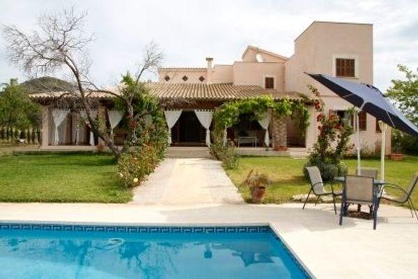 Authentische Villa nahe Pula-Golf Mallorca