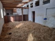 Offenstall Stall Pferdebox für Rentnerpferd