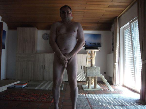 Nackt Putzer kommt zu euch