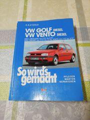 Reparaturanleitung VW Golf VW Vento