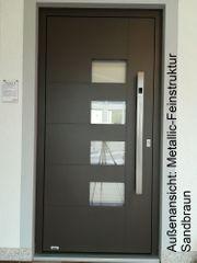 Aluminium-Haustür Ausstellungsstück Nr 5