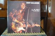 RORY GALLAGHER LIVE Doppel LP