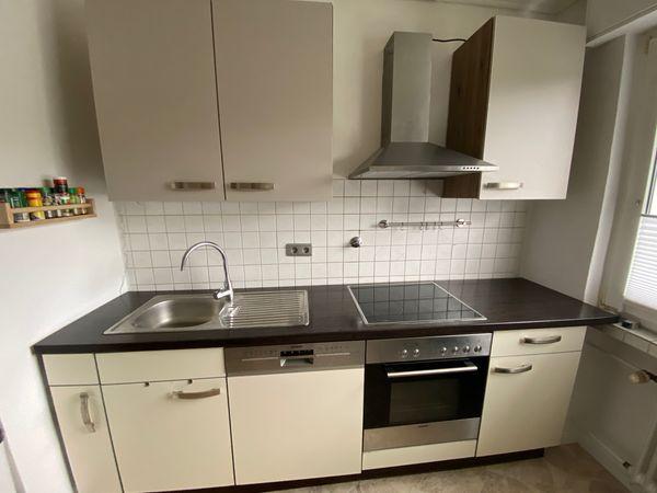 Küchenzeile ohne E-Geräte