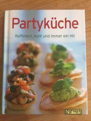 Kochbuch Partyküche ISBN 978-3-625-12332-3