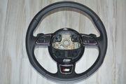 Audi Sportlederlenkrad
