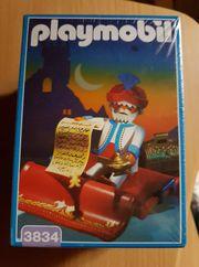 Playmobil 3838 3834 Hexe und Sultan