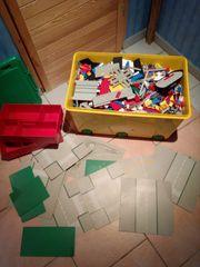 Lego Eisenbahn Figuren Fahrzeuge Steine