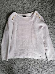 Beiger Pullover