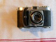 Kodak Reti9na IIc mit Tasche