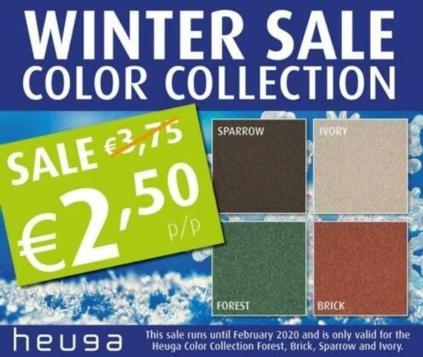 Heuga Color Collection Teppichfliesen Großer