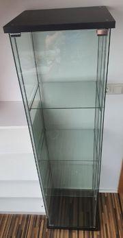 Ikea Glas-Vitrine