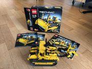 Bulldozer - Lego Technic 42028 gebraucht