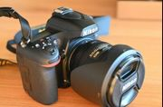 Nikon D D 750 Digitalkamera -