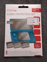 Nintendo 3DS Screen Protecting Set