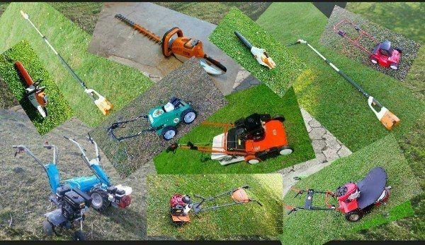 Garten Geräte Verleih Vermietung Vertikutierer