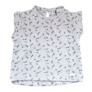 Frühlings Shirt mit Muster Marke