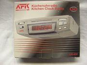 neu Küchenunterbau Uhrenradio Radio Neu