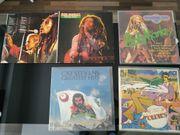 Schallplatten 2x Bob Marley 1x