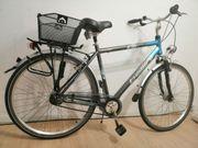 2 Fahrräder Herren- Damenfahrrad Bellini