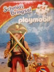 Schmidt Bringsel Playmobil Puzzle neu