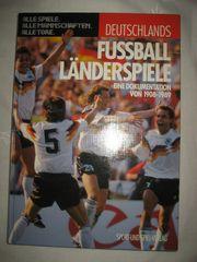 Deutschlands FuÃball LÃEURnderspiele eine Dokumentation