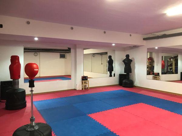 Kickboxen für Frauen und Mädchen