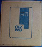 ORWO Fotopapier BN 1 2000