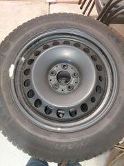 Winterreifen 215 60 R17 Michelin
