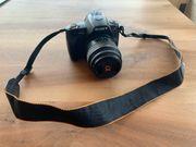 Sony Alpha 230 Spiegelreflexkamera