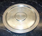 Rundes Samowar Tablett 20 cm