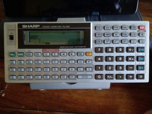 Sharp PC-1403