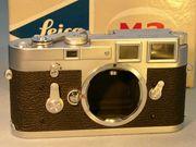 Suche Leica Fotoapparate und Objektive