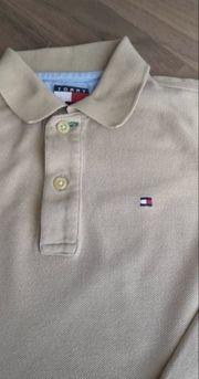 original Tommy Hilfiger Poloshirt langarm