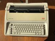 Elektrische Schreibmaschine Olympia Carrera S -