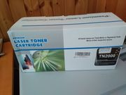 Laser-Toner Cartridge TN2000 TN2005 schwarz