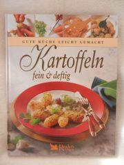 NEU - Kochbuch - Kartoffeln fein deftig