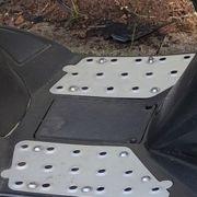 Keeway RY6 Roller - Ersatzteile Trittbleche