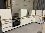 ALNO Küchenzeile Einbauküche Inkl E-Geräte