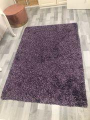 Teppich lila 170x 120