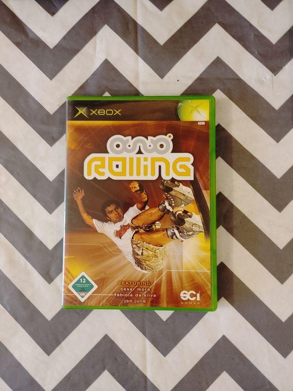 XBox Rolling Spiele Gaming Konsolen