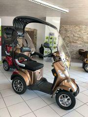 Elektro-Krankenfahrstuhl- Seniorenmobil Roller