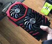 MSI Geforce GTX 1060 Gaming